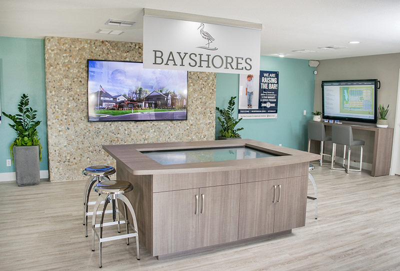 Bayshores Sales Center - William Lyon Homes by Marketshare